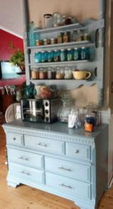 Fantastic home coffee bar design ideas you may try (14)