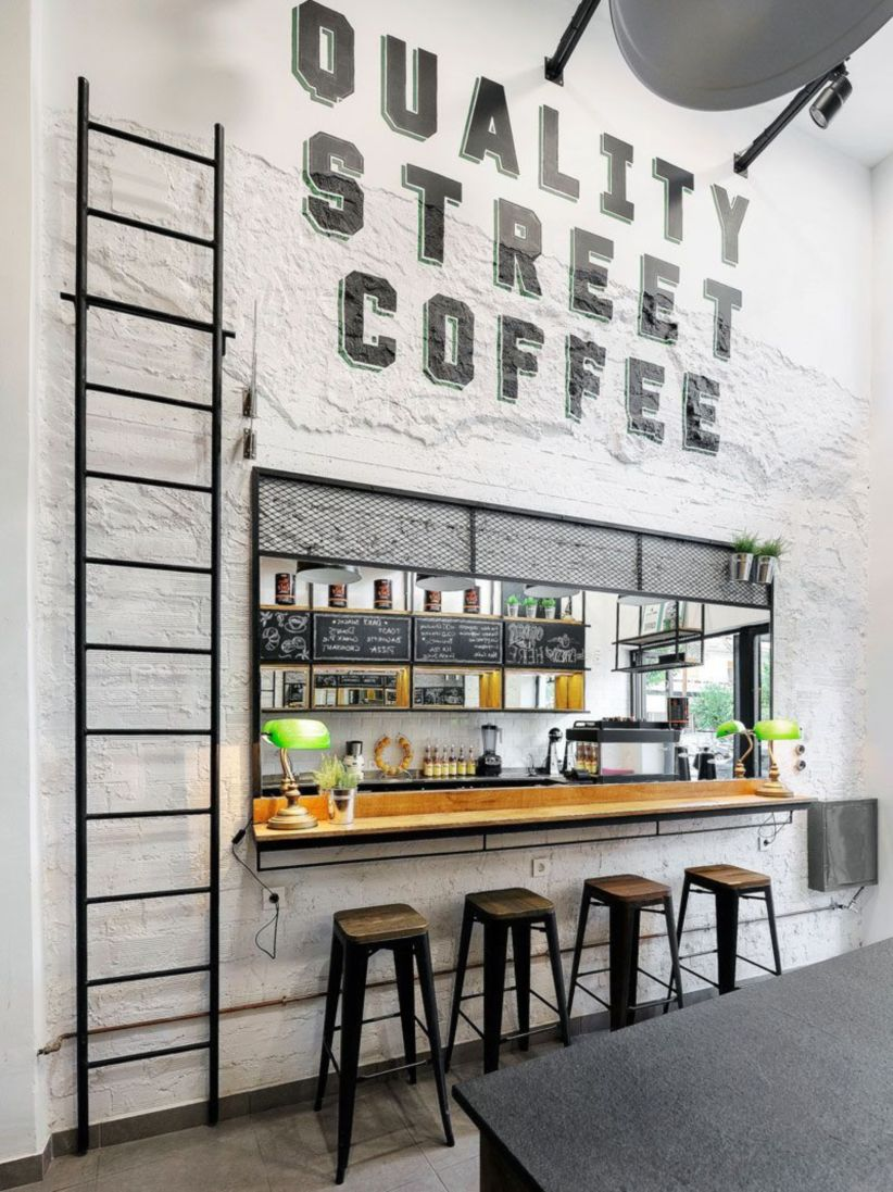 Fantastic home coffee bar design ideas you may try (31) - Round Decor