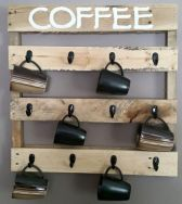Fantastic home coffee bar design ideas you may try (46)