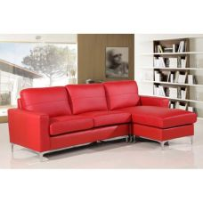 Fantastic red leather sofa designs ideas for family rooms (26)