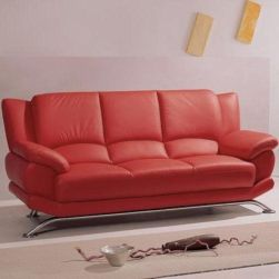 Fantastic red leather sofa designs ideas for family rooms (35)