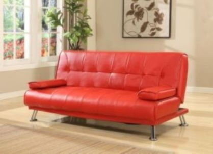 Fantastic red leather sofa designs ideas for family rooms (46)