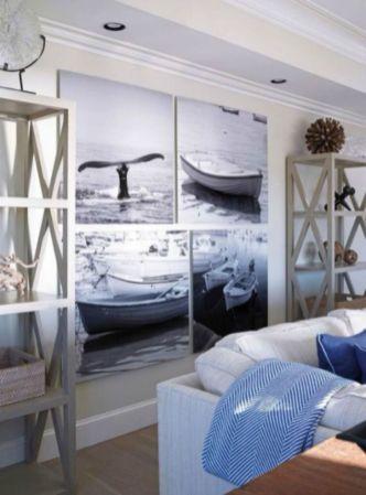 Gorgeous coastal living room decor ideas (18)