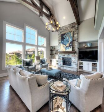 Gorgeous coastal living room decor ideas (2)