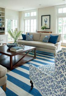Gorgeous coastal living room decor ideas (23)