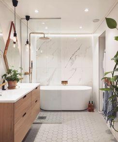Inspiring scandinavian bathroom design ideas (20)