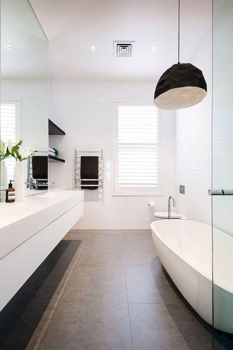 Inspiring scandinavian bathroom design ideas (24)