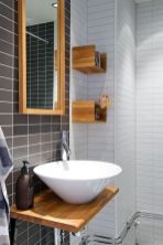 Inspiring scandinavian bathroom design ideas (29)