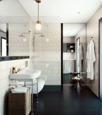 Inspiring scandinavian bathroom design ideas (35)