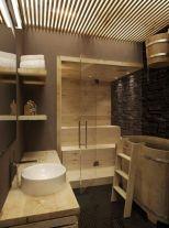Inspiring scandinavian bathroom design ideas (37)