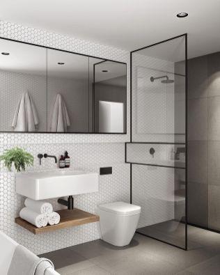 Inspiring scandinavian bathroom design ideas (44)