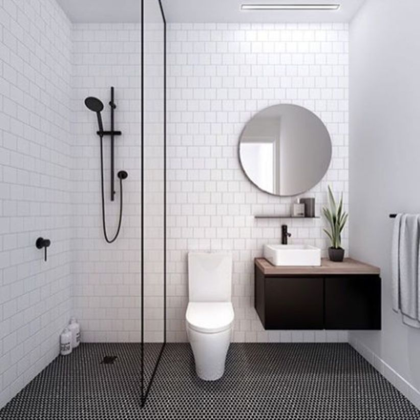 Inspiring scandinavian bathroom design ideas (7)