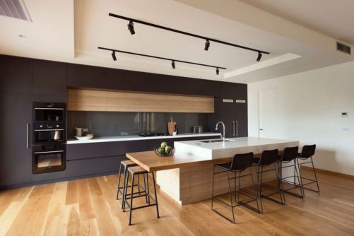 Modern white kitchen design ideas (28)