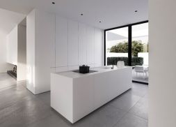 Modern white kitchen design ideas (41)