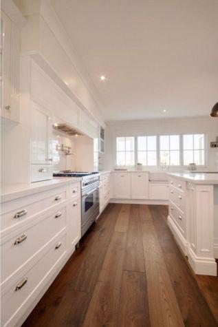 Modern white kitchen design ideas (48)