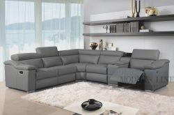 Stunning modern leather sofa design for living room (17)