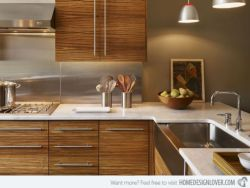 Totally inspiring modern kitchen cabinet design decor ideas (1)