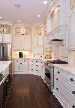 Totally inspiring modern kitchen cabinet design decor ideas (14)