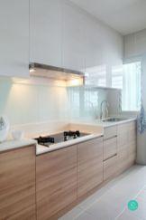 Totally inspiring modern kitchen cabinet design decor ideas (18)