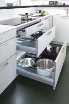 Totally inspiring modern kitchen cabinet design decor ideas (19)