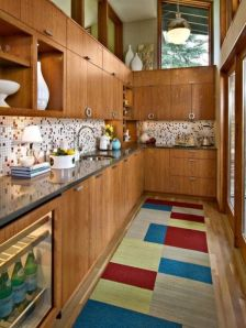 Totally inspiring modern kitchen cabinet design decor ideas (20)