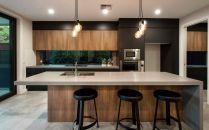 Totally inspiring modern kitchen cabinet design decor ideas (25)