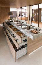 Totally inspiring modern kitchen cabinet design decor ideas (30)