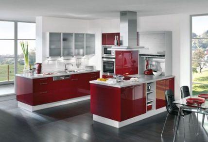 Totally inspiring modern kitchen cabinet design decor ideas (31)