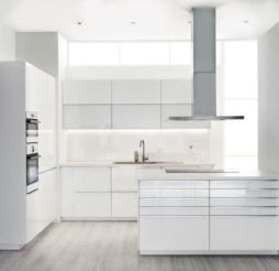 Totally inspiring modern kitchen cabinet design decor ideas (35)