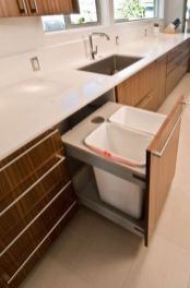 Totally inspiring modern kitchen cabinet design decor ideas (41)