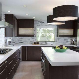 Totally inspiring modern kitchen cabinet design decor ideas (47)