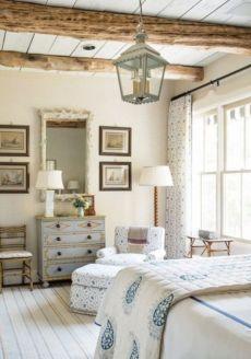Amazing rustic mountain farmhouse decorating ideas (17)