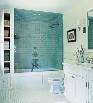 Awesome bathroom tile shower design ideas (10)
