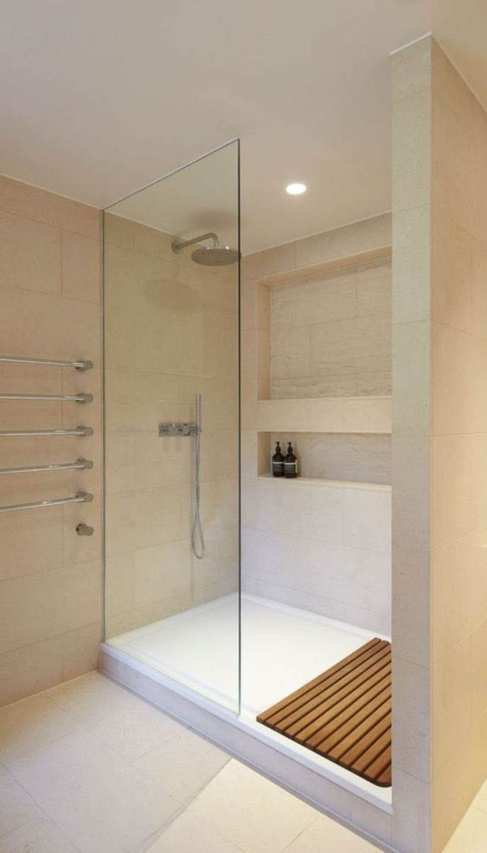 Awesome bathroom tile shower design ideas (16)