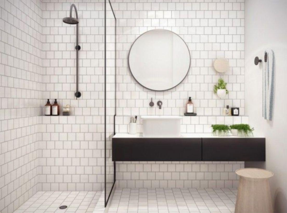 Awesome bathroom tile shower design ideas (19)