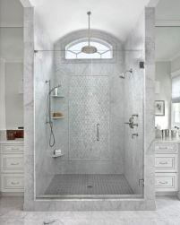Awesome bathroom tile shower design ideas (22)