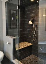 Awesome bathroom tile shower design ideas (24)