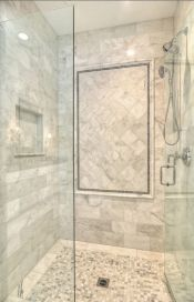 Awesome bathroom tile shower design ideas (28)