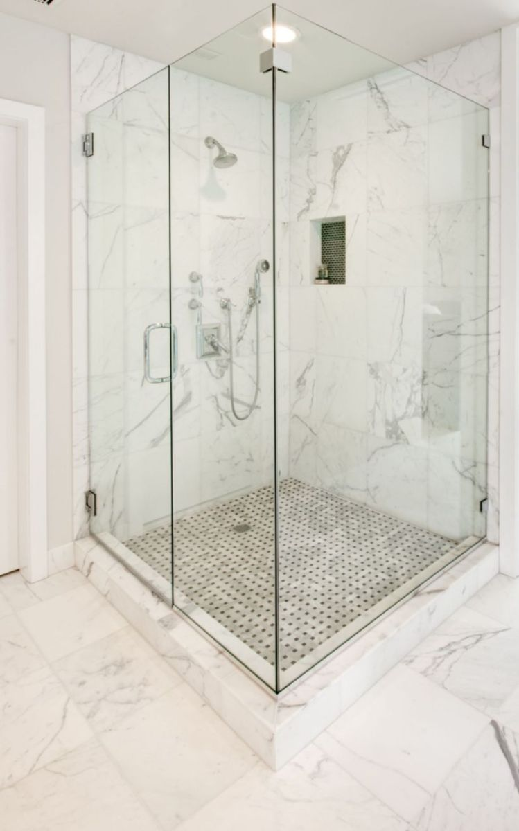 Awesome bathroom tile shower design ideas (29)