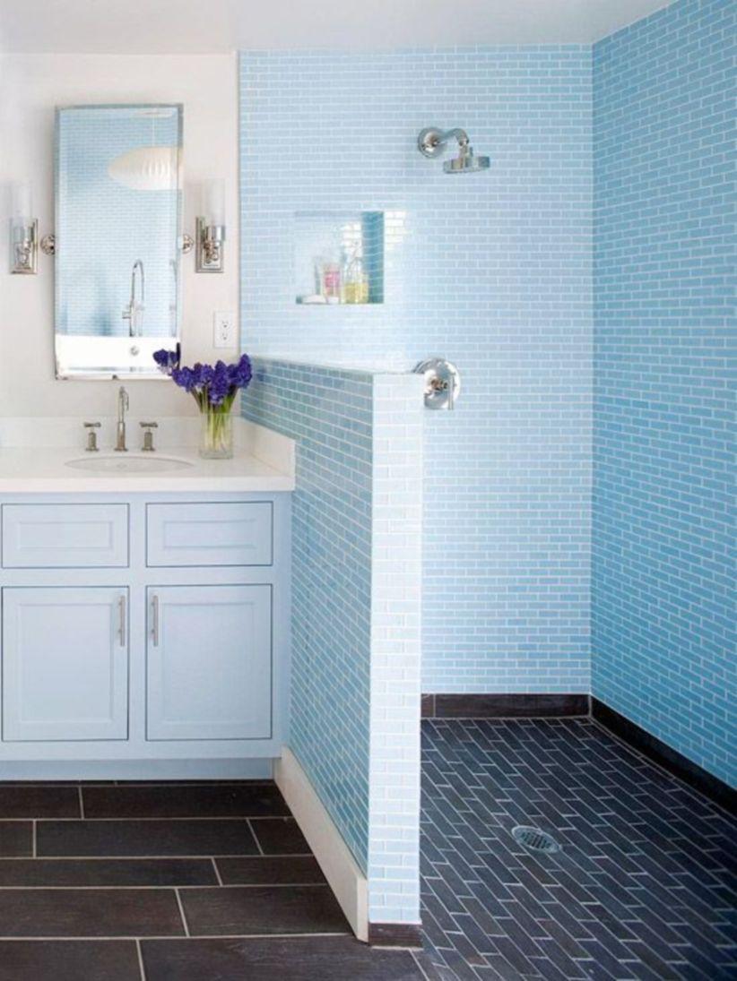 Awesome bathroom tile shower design ideas (33)