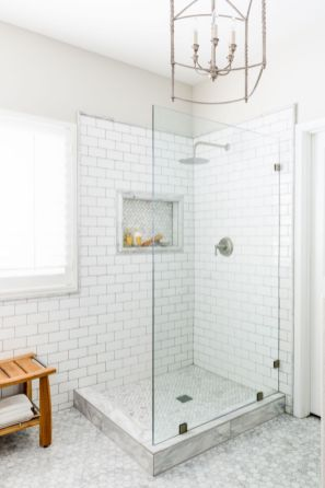 Awesome bathroom tile shower design ideas (34)