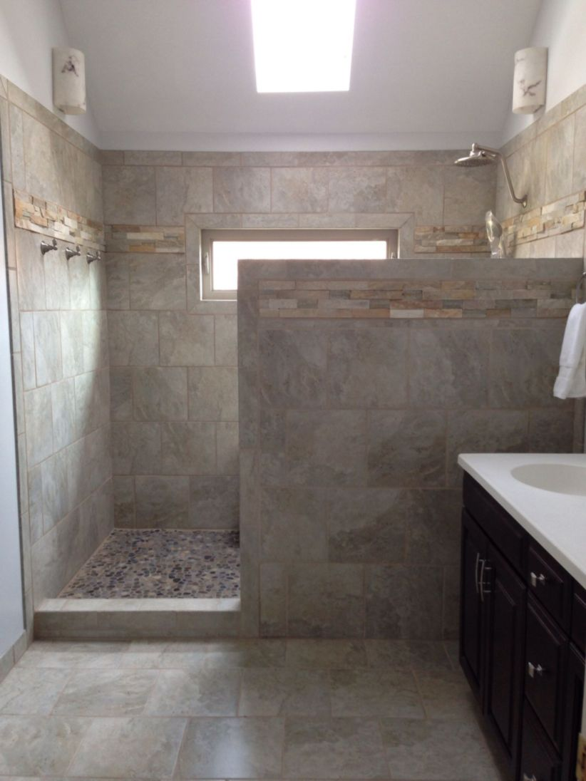 Awesome bathroom tile shower design ideas (41)