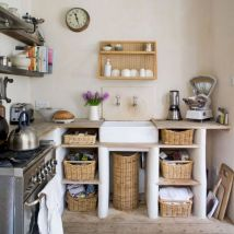 Beautiful rustic kitchen cabinet ideas (1)