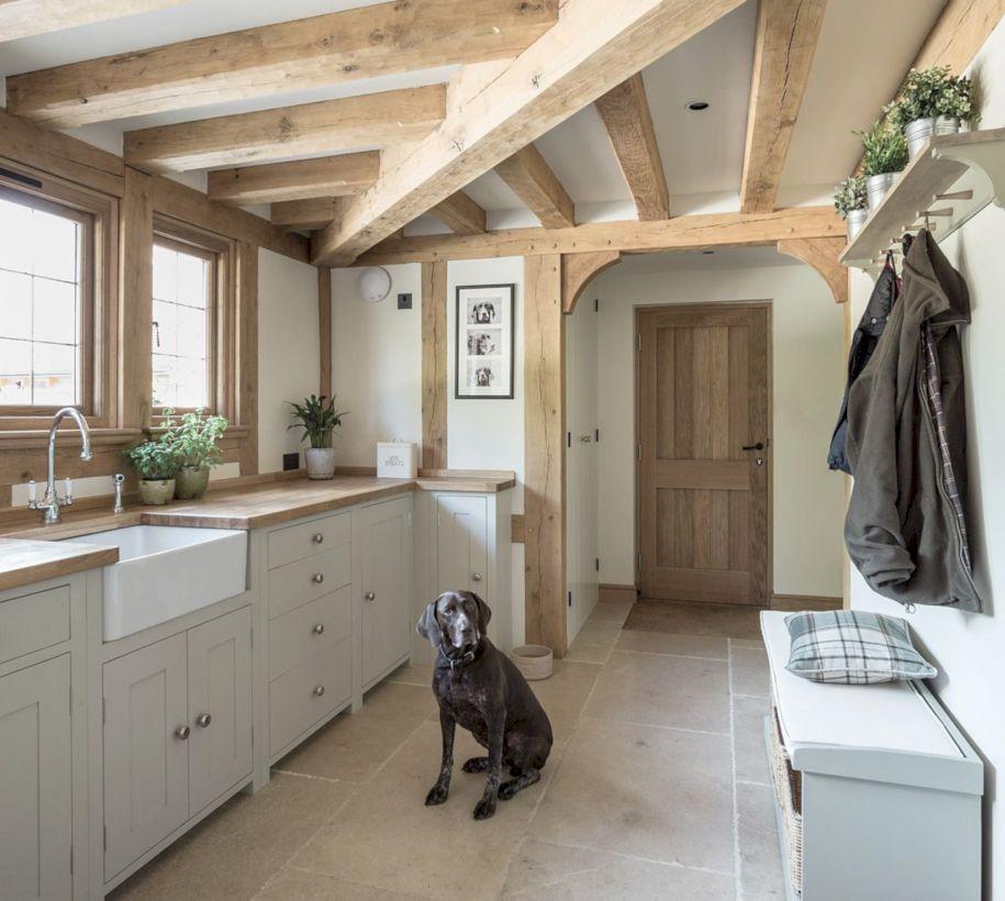 Beautiful rustic kitchen cabinet ideas (33)