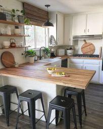 Beautiful rustic kitchen cabinet ideas (7)