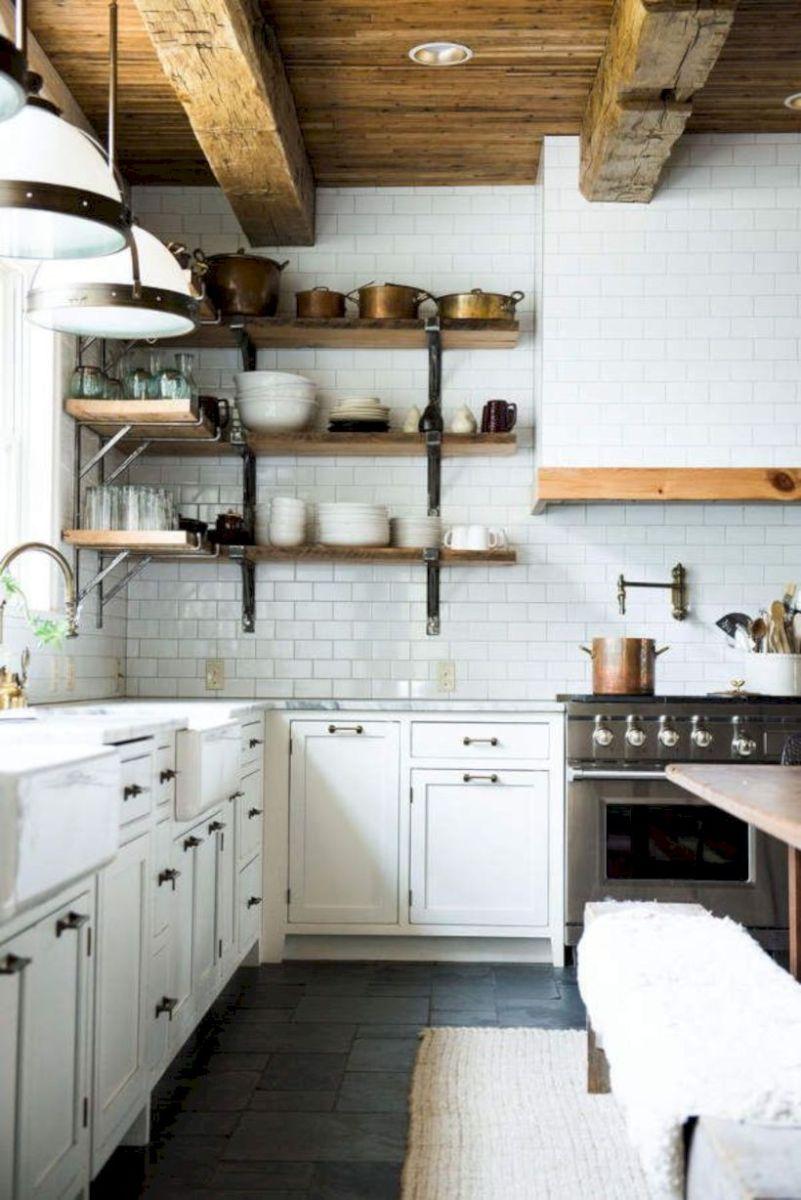Beautiful rustic kitchen cabinet ideas (9)