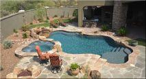 Beautiful small outdoor inground pools design ideas 01
