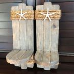 Best rustic coastal decorating ideas for simple home decor 19