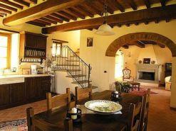 Contemporary italian rustic home décor ideas 03