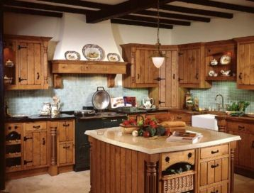 Contemporary italian rustic home décor ideas 26
